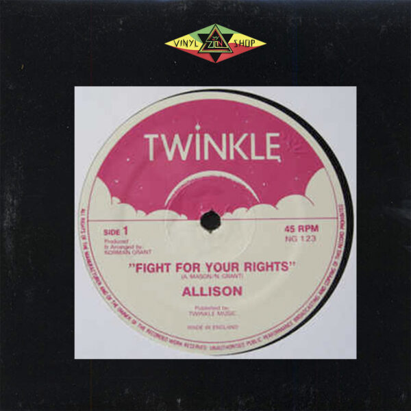 Allison & Twinkle Brothers - Fight For Your Rights / Fight The Fight