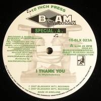 10-BLX 023A Mixman-Special A - I Thank You