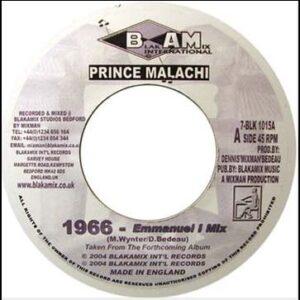 Prince Malachi - 1966