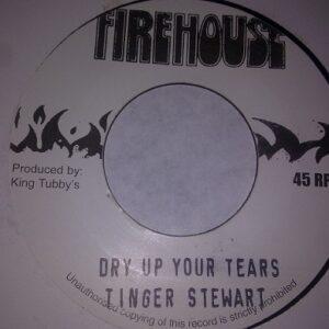 KT011 Tinga Stawert - Dry up yours tears