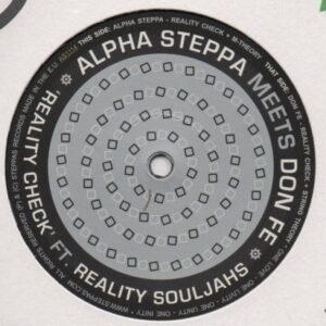 AS1114 Alpha Steppa - Reality Check