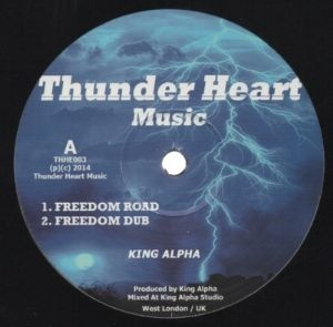 THHE003 King Alpha - Freedom Road